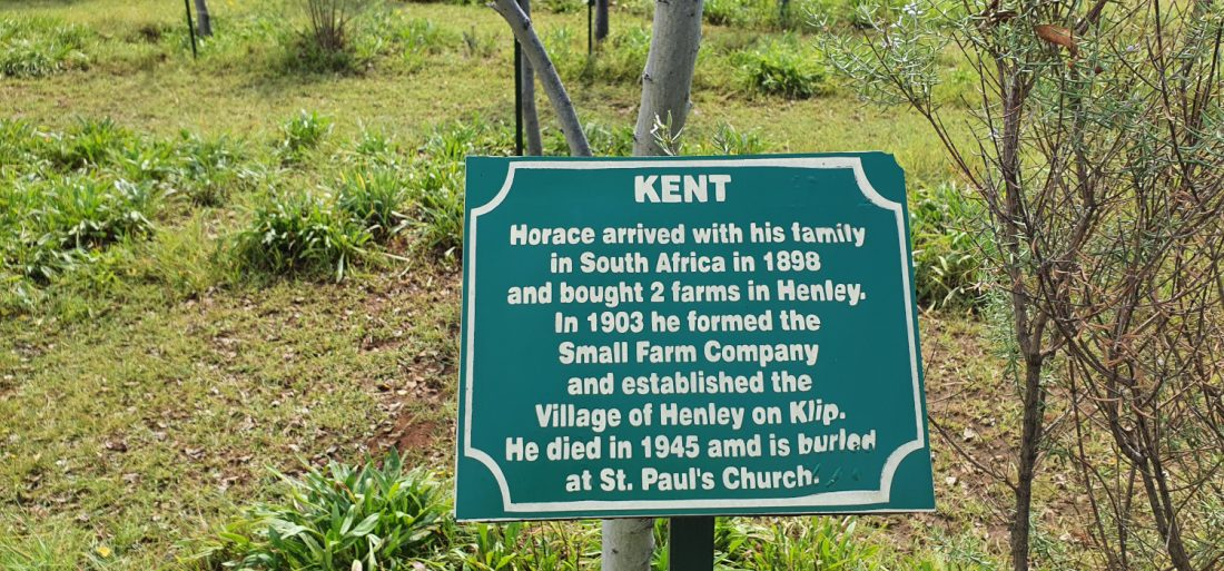 If you can't spell a street name, blame the Kents